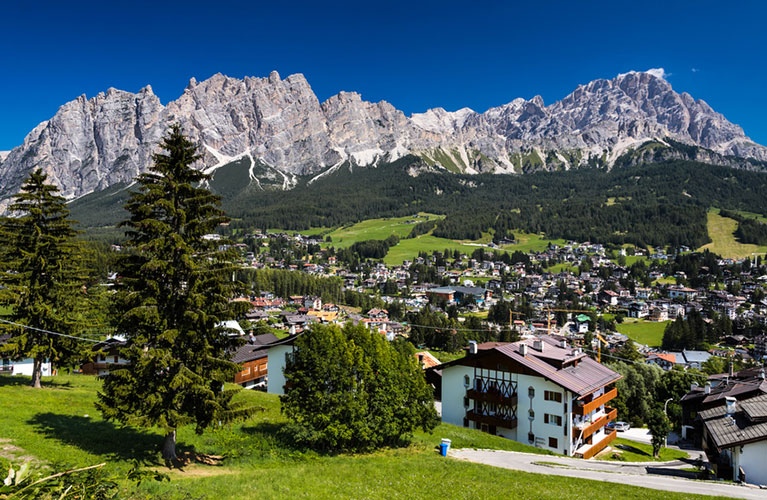 cortina d ampezzo - Photo