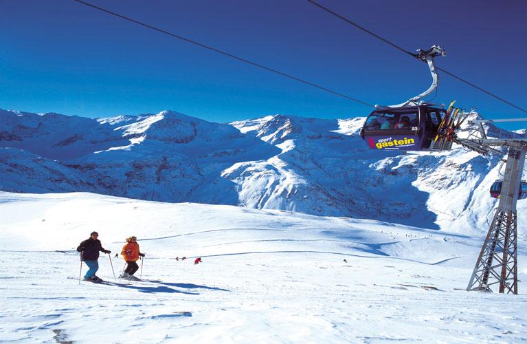 bad gastein ski