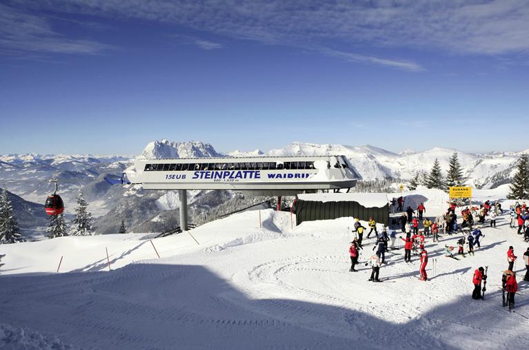 Ski resort Waidring - Steinplatte: apartments - BERGFEX